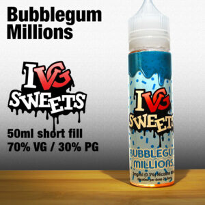 Bubblegum Millions by I VG e-liquids - 50ml