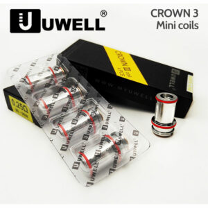 4 pack - UWELL Crown 3 Mini atomisers