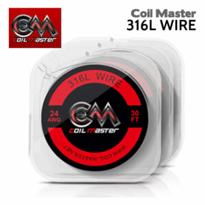 Coil Master 316L Stainless Steel Wire - 30ft