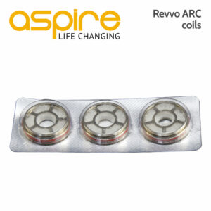 3 pack - ASPIRE Revvo ARC atomiser coils