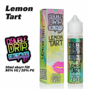 Lemon Tart - Double Drip e-liquids - 50ml