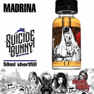 Madrina - Suicide Bunny e-liquids - 70% VG - 50ml