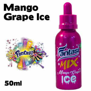 Mango Grape Ice - Fantasi e-liquids - 70% VG - 50ml