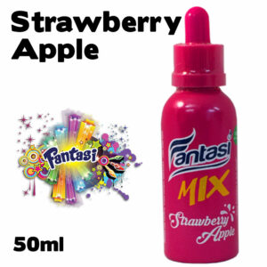 Strawberry Apple - Fantasi e-liquids - 70% VG - 50ml