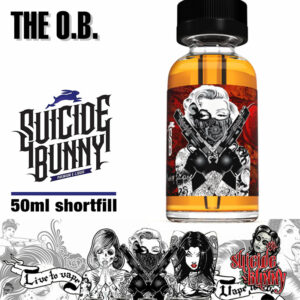 The OB - Suicide Bunny e-liquids - 70% VG - 50ml