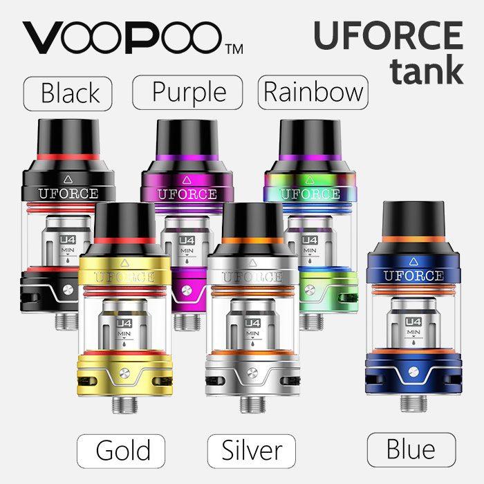 VOOPOO UFORCE tank