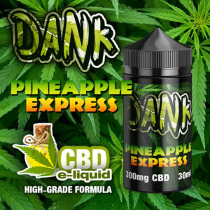 Pineapple Express - DANK CBD e-liquid - 30ml