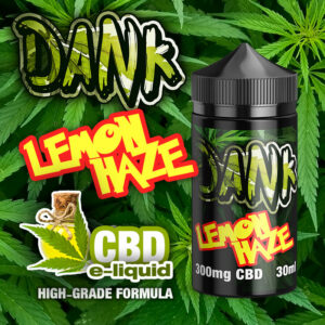Lemon Haze - DANK CBD e-liquid - 30ml