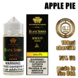 Apple Pie - Kilo e-liquid - 70% VG - 100ml