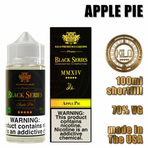 Apple Pie - Kilo e-liquid - 70% VG - 100ml