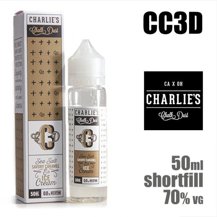 CCD3 - Charlies Chalk Dust e-liquids - 50ml