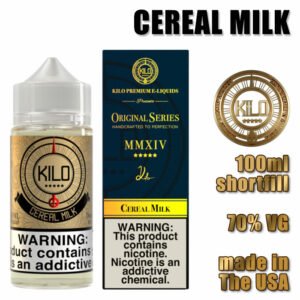 Cereal Milk - Kilo e-liquid - 70% VG - 100ml