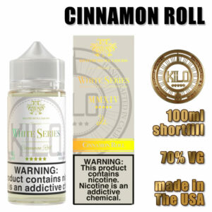 Cinnamon Roll - Kilo e-liquid - 70% VG - 100ml