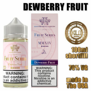 Dewberry Fruit - Kilo e-liquid - 70% VG - 100ml