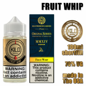 Fruit Whip - Kilo e-liquid - 70% VG - 100ml