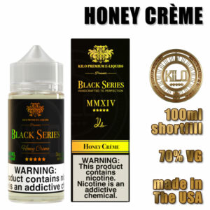 Honey Crème - Kilo e-liquid - 70% VG - 100ml