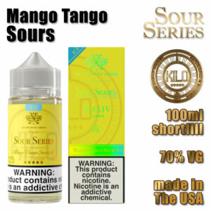 Mango Tango Sours - Kilo e-liquid - 70% VG - 100ml