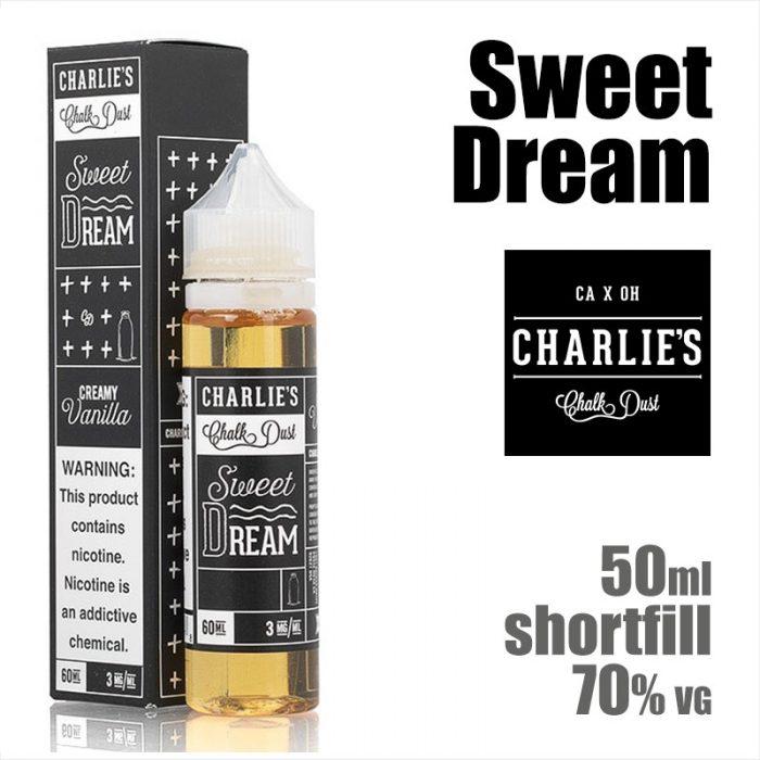 Sweet Dream - Charlies Chalk Dust e-liquids - 50ml