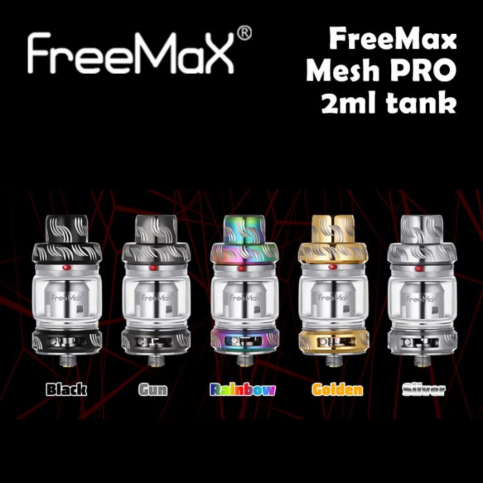FreeMax Mesh PRO 2ml tank
