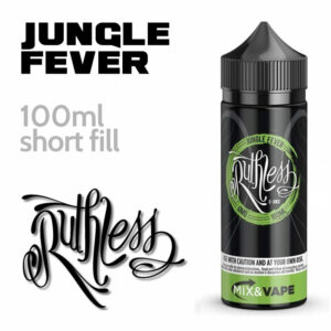 Jungle Fever - Ruthless Vapor - 60% VG - 100ml