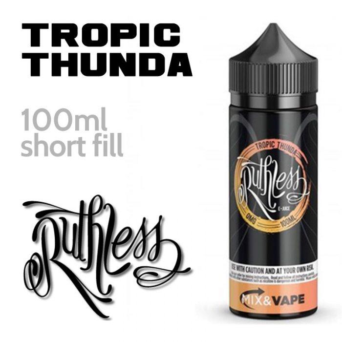 Tropic Thunda - Ruthless Vapor - 60% VG - 100ml