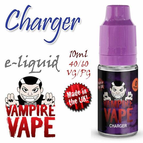 Charger - Vampire Vape e-Liquid - 10ml
