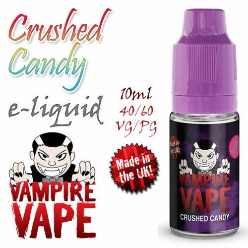 Crushed Candy - Vampire Vape e-liquid - 10ml