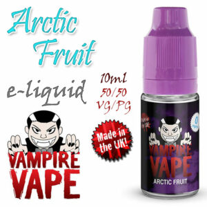 Arctic Fruit - Vampire Vape 40% VG e-Liquid - 10ml