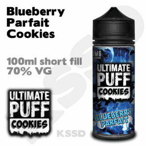 Blueberry Parfait Cookies - Ultimate Puff eliquid - 100ml