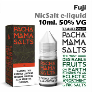 Fuji - Pacha Mama NicSalt e-liquid by Charlies Chalk Dust 10ml