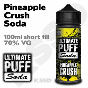 Pineapple Crush Soda