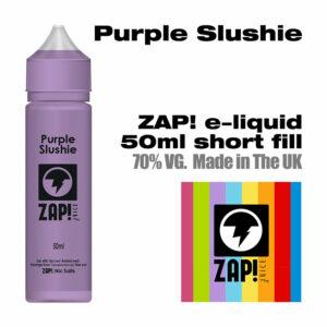 Purple Slushie by Zap! e-liquid - 70% VG - 50ml