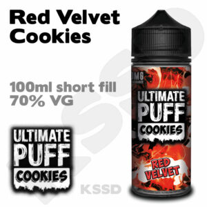 Red Velvet Cookies - Ultimate Puff eliquid - 100ml
