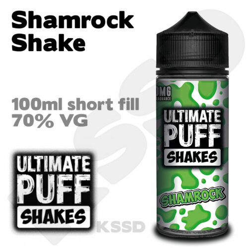 Shamrock Shake - Ultimate Puff eliquid - 100ml