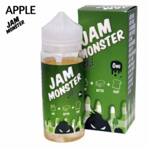 Apple Jam Monster e-liquid – Max VG – 100ml
