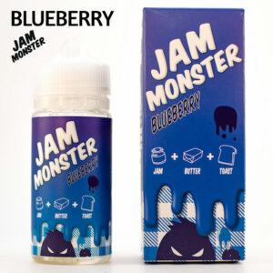 Blueberry Jam Monster e-liquid – Max VG – 100ml