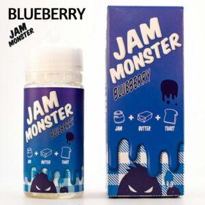 Blueberry Jam Monster e-liquid – Max VG – 100ml