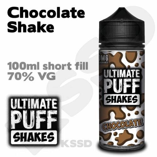 Chocolate Shake - Ultimate Puff eliquid - 100ml
