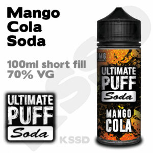 Mango Cola Soda - Ultimate Puff eliquid - 100ml