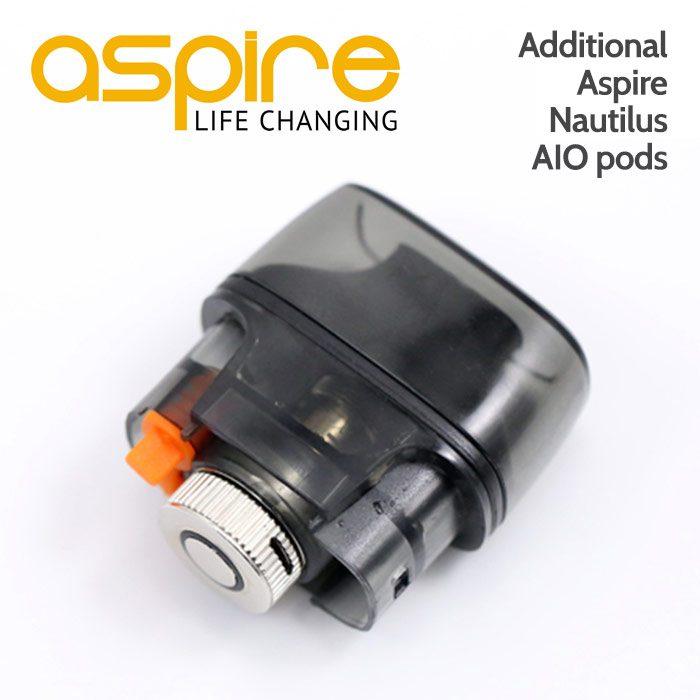 Aspire Nautilus AIO replacement pods