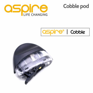 3 pack - Additional / replacement Aspire Cobble pods