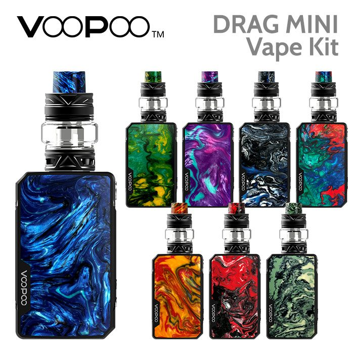 VooPoo Drag Mini vape kit
