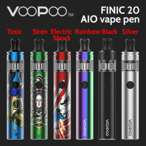 VooPoo FINIC 20 AIO vape pen