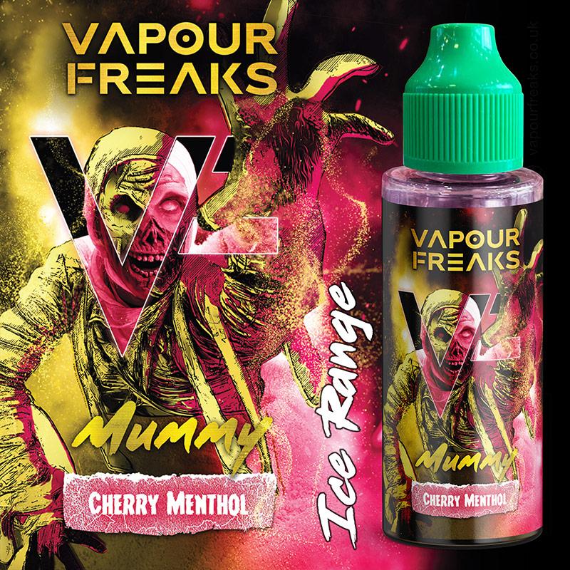 MUMMY - Vapour Freaks e-liquid - 70% VG - 100ml