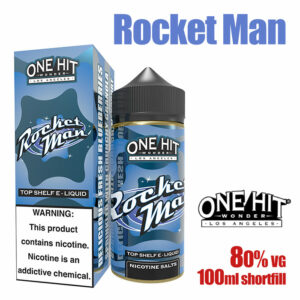 Rocket Man - One Hit Wonder e-liquid - 80% VG - 100ml