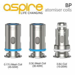 Aspire BP Atomisers