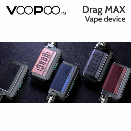 VooPoo Drag Max Pod Vape Kit