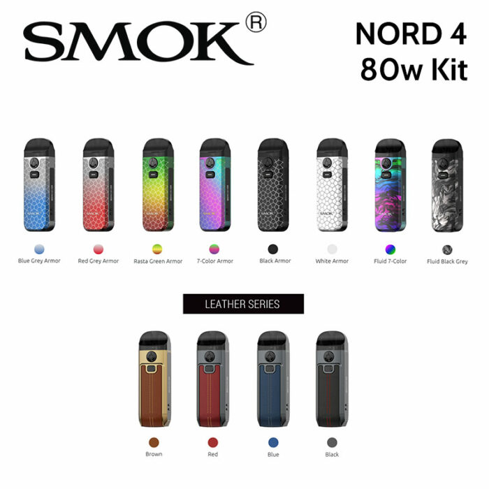 SMOK NORD 4 80w Kit