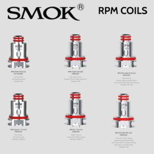 5 pack of SMOK RPM coils