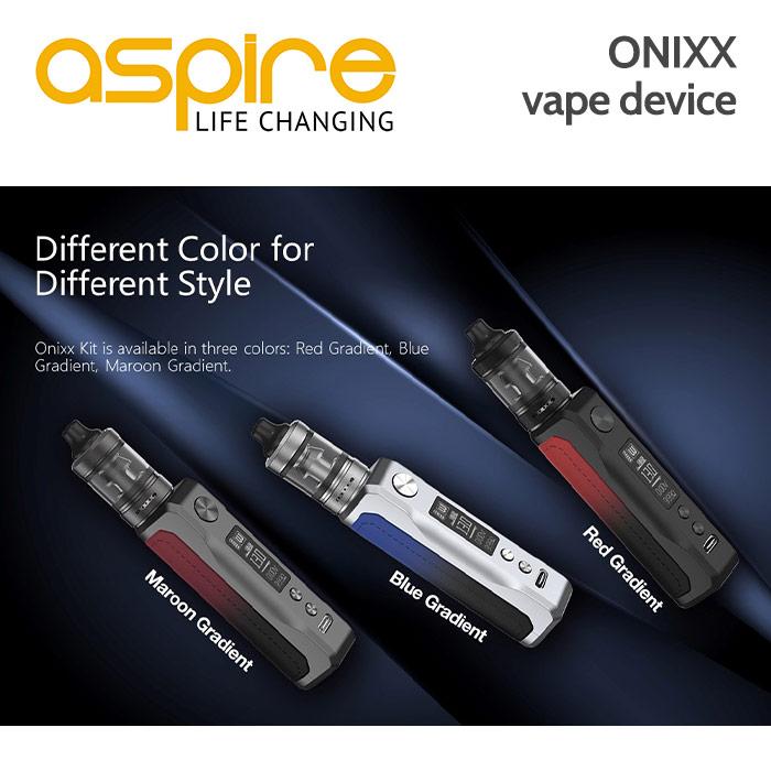 Aspire ONIXX 40w vape kit